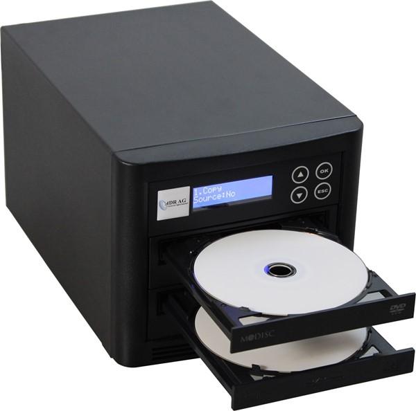 DVD Kopierer mit 1 DVD-Brenner