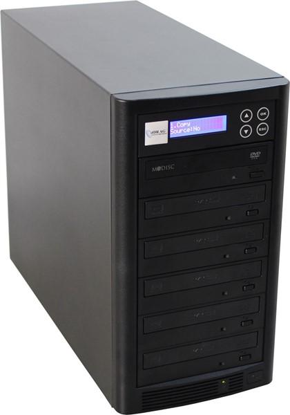 DVD Kopierturm mit 9 DVD Brennern